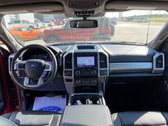2021 Ford F-350 Super Duty SRW LARIAT 4WD CREW CAB 6.75' BOX