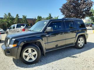 Used 2010 Jeep Patriot Sport ****CERTIFIED***3 YEAR WARRANTY*** for sale in Kitchener, ON