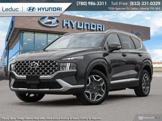 New 2022 Hyundai Santa Fe Hybrid Preferred for sale in Leduc, AB