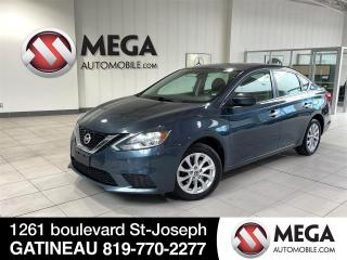 Used 2016 Nissan Sentra SV caméra de recul, toit ouvrant for sale in Gatineau, QC