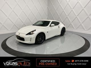 Used 2019 Nissan 370Z PEARL WHITE| 6SPD for sale in Vaughan, ON