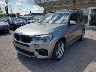 Used 2015 BMW X5 M X5M HEADS UP DISP NAVI BCAMERA PANO for sale in Calgary, AB