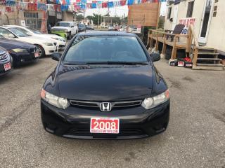 Used 2008 Honda Civic EX-L for sale in Etobicoke, ON