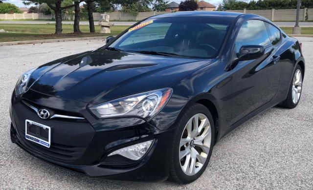 2014 Hyundai Genesis Coupe Base