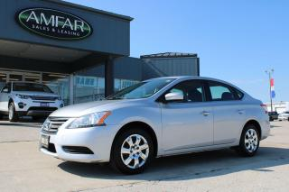Used 2015 Nissan Sentra S for sale in Tilbury, ON