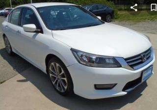 Used 2014 Honda Accord Sport for sale in Stouffville, ON