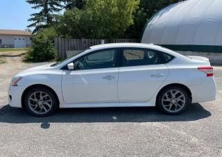 Used 2013 Nissan Sentra S for sale in Stouffville, ON
