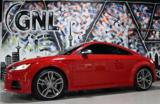 Used 2016 Audi TTS 2.0T -CLEAN CARFAX LOW KMS & FUN TO DRIVE for sale in Concord, ON