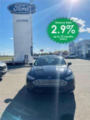 Used 2017 Ford Fusion S for sale in Lacombe, AB