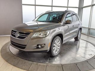 Used 2010 Volkswagen Tiguan HEATED SEATS - 3M PROTECTION! for sale in Edmonton, AB