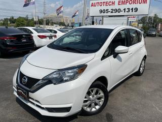 Used 2017 Nissan Versa Note SV Prl White Camera/Alloys/Bluetooth&GPS* for sale in Mississauga, ON