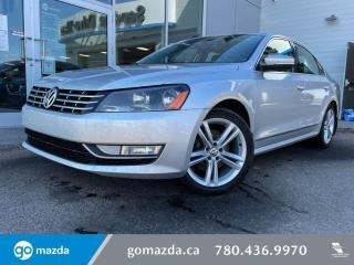 Used 2015 Volkswagen Passat HIGHLINE for sale in Edmonton, AB