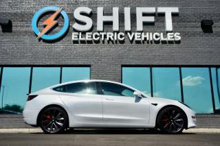 Used 2020 Tesla Model 3 PERFORMANCE FULL SELF DRIVING, CARFAX CLEAN for sale in Oakville, ON