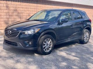 Used 2016 Mazda CX-5 GS | AWD | BACK-UP CAM | SUNROOF | for sale in Barrie, ON