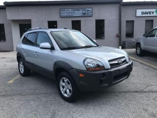 Used 2009 Hyundai Tucson GLS V6,HEATED SEATS,CERTIFIED ! for sale in Burlington, ON