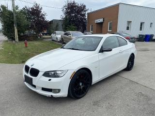 Used 2008 BMW 3 Series 335xi Coupe for sale in Oakville, ON