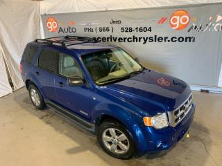 Used 2008 Ford Escape XLT for sale in Peace River, AB