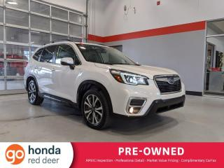 Used 2019 Subaru Forester Limited for sale in Red Deer, AB