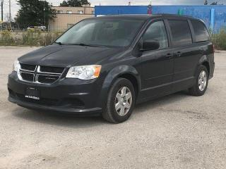 Used 2011 Dodge Grand Caravan Express|DVD player|Dual zone air|Camera|One owner| for sale in Bolton, ON