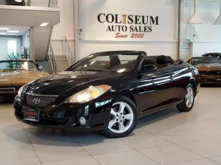 Used 2006 Toyota Camry Solara V6 SE ***CONVERTIBLE*** MUST SEE AND DRIVE!! for sale in Toronto, ON