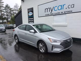 Used 2019 Hyundai Elantra Preferred ALLOYS. BACKUP CAM. HEATED SEATS. A/C. for sale in Richmond, ON