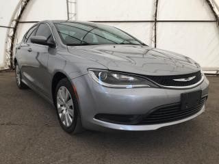 Used 2016 Chrysler 200 LX EXTRA LOW KM'S, CHRYSLER EXTENDED WARRANTY TILL JAN 16/2022 WITH 5 OIL CHANGES INCLUDED for sale in Ottawa, ON