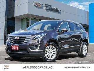 Used 2019 Cadillac XT5 AWD, HEATED SEATS, REMOTE START, BOSE SPEAKERS, HD RADIO, POWER LIFTGATE, AVAILABLE WI-FI HOTSPOT for sale in Mississauga, ON