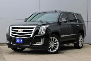 Used 2017 Cadillac Escalade Premium Luxury **Navigation/Sunroof/Heated Leather** for sale in Toronto, ON
