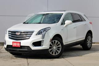 Used 2019 Cadillac XT5 Luxury **Navigation/Sunroof/Heated Leather** for sale in Toronto, ON