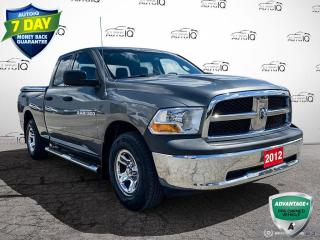 Used 2012 RAM 1500 ST 4x4/Cloth/17 Wheels for sale in St Thomas, ON