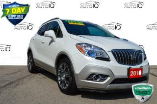 Used 2016 Buick Encore Sport Touring APPLE CAR PLAY for sale in Grimsby, ON