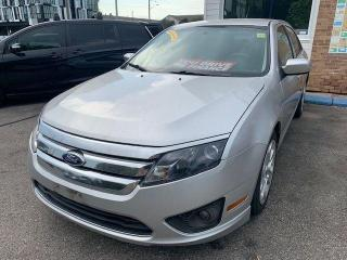 Used 2011 Ford Fusion SE for sale in Oshawa, ON