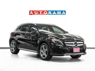 Used 2016 Mercedes-Benz GLA 250 4Matic Navigation Leather Sunroof Backup Cam for sale in Toronto, ON