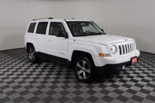 Used 2016 Jeep Patriot Sport/North NO ACCIDENTS | 4X4 | LEATHER | SUNROOF | HEATED SEATS | REMOTE START for sale in Huntsville, ON