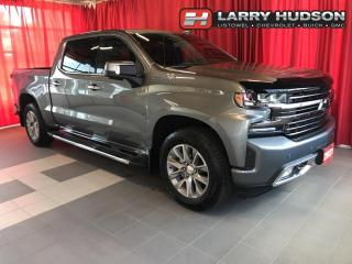 Used 2021 Chevrolet Silverado 1500 High Country Crew | Nav | Roof | Z71 | One Owner for sale in Listowel, ON