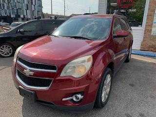 Used 2010 Chevrolet Equinox 1LT for sale in Oshawa, ON