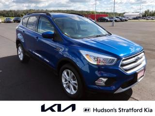 Used 2017 Ford Escape SE 4WD | One Owner for sale in Stratford, ON