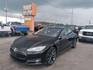 Used 2013 Tesla Model S P85 Performance*ONLY 114KMS*2 WHEELS*CERTIFIED for sale in London, ON