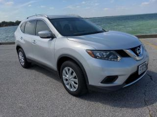 Used 2015 Nissan Rogue S Low K's Bluetooth Rear Cam for sale in Belle River, ON