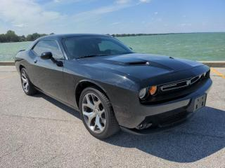 Used 2015 Dodge Challenger SXT Plus or R/T Low K's Heated Leather Bluetooth Rear Cam for sale in Belle River, ON
