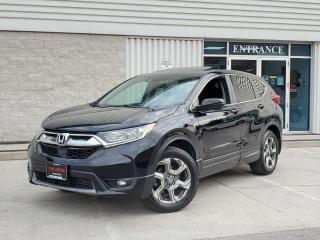 Used 2017 Honda CR-V AWD-EX-SUNROOF-HONDA SENSING-CARPLAY-CAMERA-94KM for sale in Toronto, ON