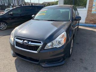 Used 2013 Subaru Legacy 3.6 R PREMIUM for sale in Oshawa, ON