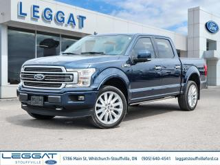 Used 2018 Ford F-150 Limited  for sale in Stouffville, ON