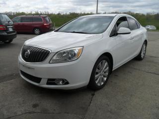 Used 2012 Buick Verano w/1SD for sale in Kitchener, ON