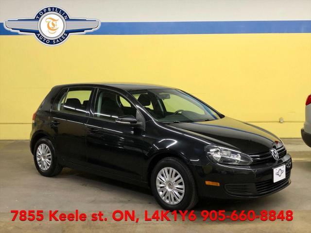 2013 Volkswagen Golf Auto, Heated Seats, 2 Years Warranty