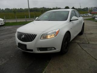 Used 2011 Buick Regal CXL w/1SF for sale in Kitchener, ON