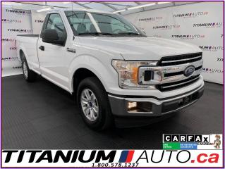 Used 2019 Ford F-150 2.99% FINANCING XL+5.0L V8+Camera+FCW for sale in London, ON