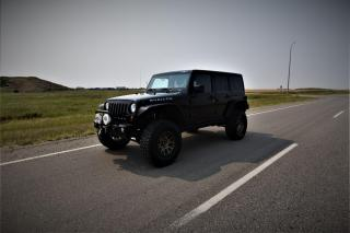 Used 2013 Jeep Wrangler RUBICON for sale in Estevan, SK