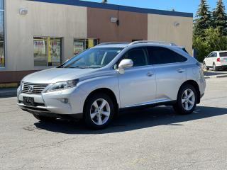 Used 2013 Lexus RX 350 Premium  Leather/Sunroof/Camera for sale in North York, ON