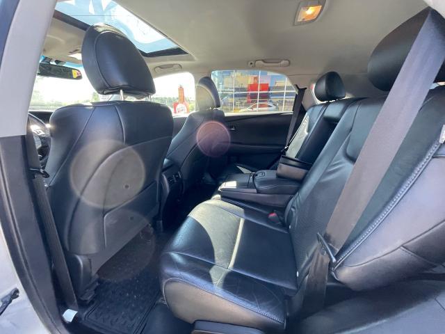 2013 Lexus RX 350 Premium  Leather/Sunroof/Camera Photo11